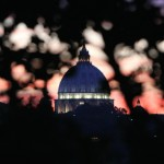 St Peters Dome at Sunset